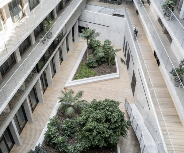 Student Residence MDBA Barcelona ES